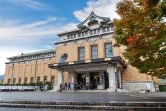 Het Gemeentelijke Museum van Kyoto van Art Stock Afbeelding