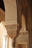 Het Generalife-Paleis in Granada, Andalusia, Spanje Stock Afbeeldingen