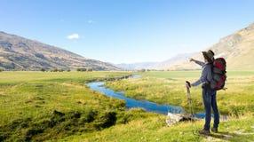 Het genieten van aard van wildernis! Royalty-vrije Stock Fotografie