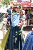 Het Genoegen Faire van de renaissance Royalty-vrije Stock Foto's
