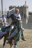 Het Genoegen Faire van de renaissance - de Heer William 1 Royalty-vrije Stock Afbeeldingen