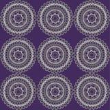 Het geometrische naadloze patroon van het oosten Royalty-vrije Stock Afbeeldingen