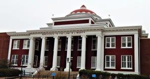 Het Gerechtsgebouw Marion Arkansas van de Crittendenprovincie stock afbeeldingen