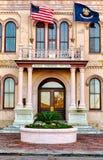 Het Gerechtsgebouw van Algiers Royalty-vrije Stock Foto's