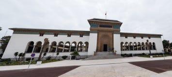 Het gerechtsgebouw van Casablanca Royalty-vrije Stock Fotografie