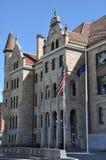 Het Gerechtsgebouw van de Lackawannaprovincie in Scranton, Pennsylvania stock fotografie