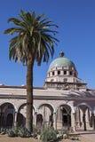 Het Gerechtsgebouw van de Pimaprovincie in Tucson Stock Fotografie