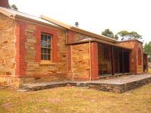 Het Gerechtsgebouw van Willunga stock afbeeldingen