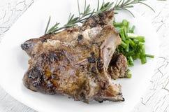 Het geroosterde lapje vlees van het riboog Royalty-vrije Stock Fotografie