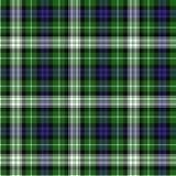 Het geruite Schotse wollen stof van Forbes Royalty-vrije Stock Afbeelding