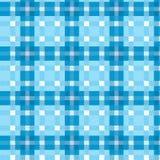 Het geruite Schotse wollen stofpatroon van het tafelkleed Royalty-vrije Stock Afbeelding