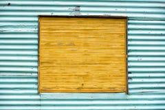 Het geschilderde huis van La boca in Buenos aires stock fotografie