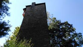 Het geschotene park van de toren va staat stock foto's