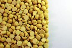 Het gespleten gram van Bengalen Stock Foto