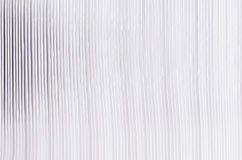 Het gestreepte document van de gradiënt witte textuur, abstracte achtergrond stock foto's