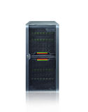 Het geval van de server Stock Afbeeldingen