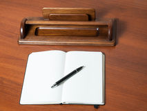 Het geval van het potlood Royalty-vrije Stock Foto's