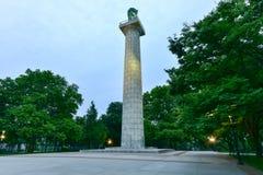 Het gevangenisschip martelt Monument Royalty-vrije Stock Afbeeldingen