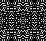 Het gevoelige vector naadloze patroon, siert geometrisch Royalty-vrije Stock Afbeelding