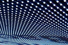 Het gevormde Licht van het Plafond royalty-vrije stock fotografie