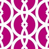 Naadloos gewaagd geometricspatroon Stock Afbeeldingen
