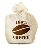 Het Gewas van de koffie royalty-vrije stock fotografie