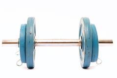 Het Gewicht van de gymnastiek Stock Foto's
