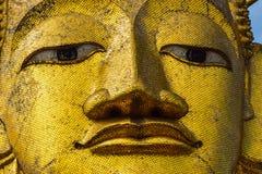 Het gezicht van Boedha Royalty-vrije Stock Afbeeldingen