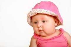 Het Gezicht van de baby royalty-vrije stock afbeeldingen