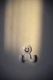 Het gezicht van de glimlach Stock Fotografie