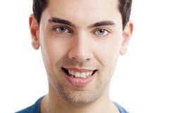 Het gezicht van de mens Royalty-vrije Stock Afbeelding