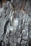 Het gezicht van de rots Stock Afbeeldingen