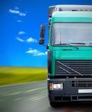 Het gezicht van de vrachtwagen Royalty-vrije Stock Fotografie