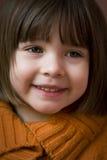 Het gezicht van het kind royalty-vrije stock foto