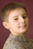 Het gezicht van kinderen Stock Fotografie
