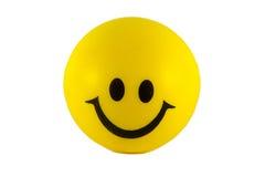 Het gezicht van Smiley Stock Foto