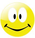 Het Gezicht van Smiley Royalty-vrije Stock Afbeelding