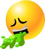 Het Gezicht van Smiley van Emoticon vector illustratie