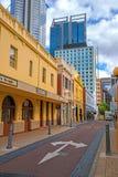 Het Gezichtslift van Perth Stock Afbeeldingen