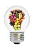 Het gezonde concept van de voedselinspiratie Royalty-vrije Stock Fotografie
