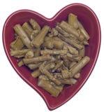 Het Gezonde Dieet van het hart Stock Foto's