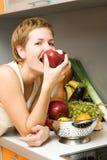 Het gezonde eten Royalty-vrije Stock Foto