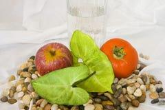 Het gezonde Eten royalty-vrije stock afbeeldingen