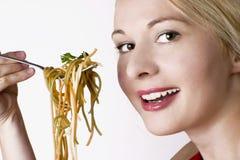 Het gezonde eten Royalty-vrije Stock Afbeelding