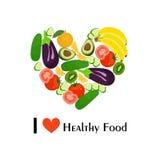 Het gezonde voedsel Royalty-vrije Stock Foto