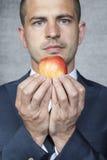 Het gezonde voedsel is de toekomst van zaken royalty-vrije stock afbeelding