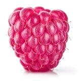 Het gezonde voedsel van frambozenbessen Stock Afbeeldingen