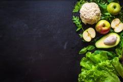 Het gezonde voedsel van het dieet Royalty-vrije Stock Foto