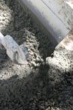 Het gieten van Beton Royalty-vrije Stock Fotografie