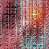 Het glas streek abstracte kleurrijke achtergrond Royalty-vrije Stock Foto